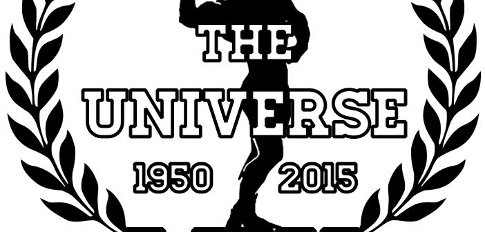 Mr. Universe 2015